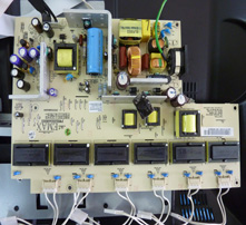 lcd television IP board inverter IC