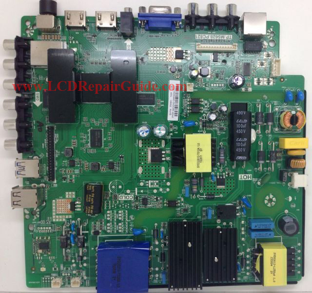 Led Tv Schematic Tcon Board Schematic Or