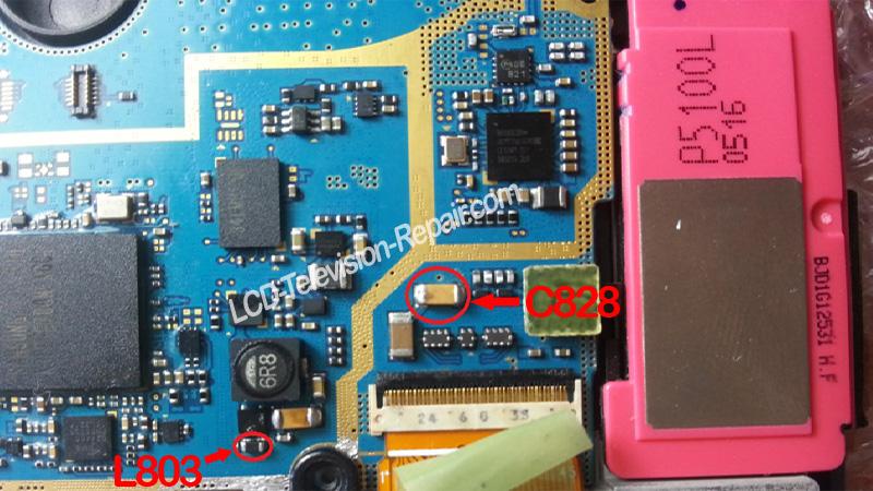 Samsung Gt P5113 Galaxy Tab2 No Display Problem Solved